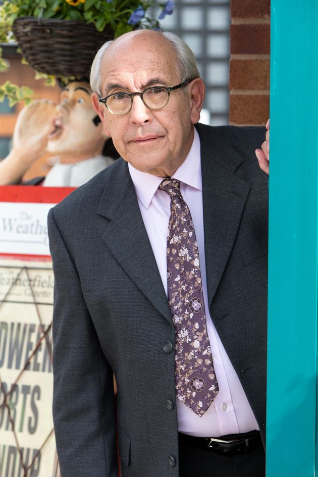 Malcolm Hebden has played Norris Cole since