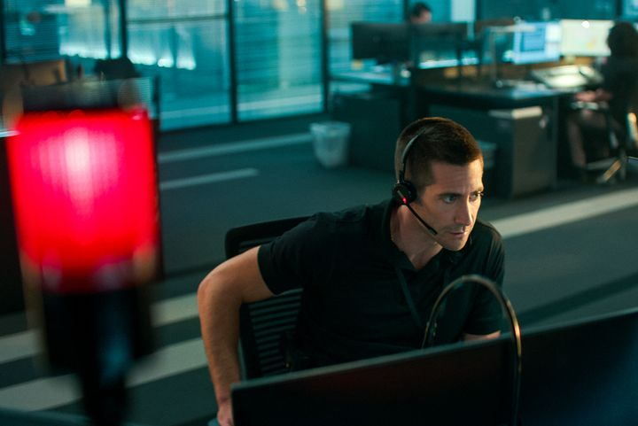 "Jake Gyllenhaal stars in Netflix's ""The Guilty."""