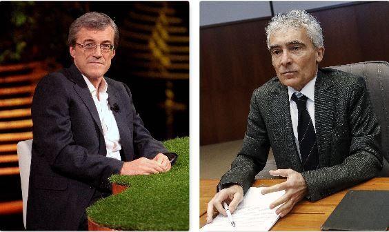 Roberto Perotti (sx) e Tito Boeri