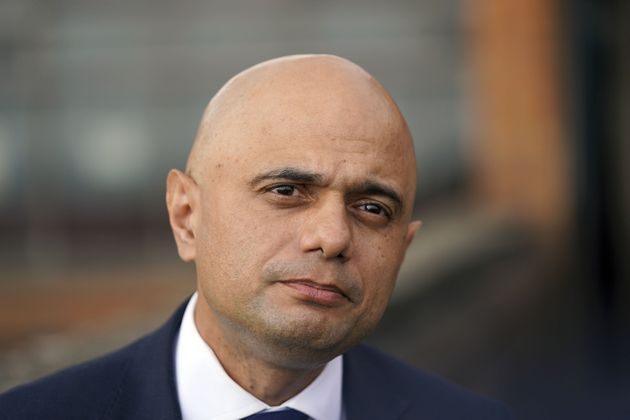 Sajid Javid faced questions over the government's proposed hike on National