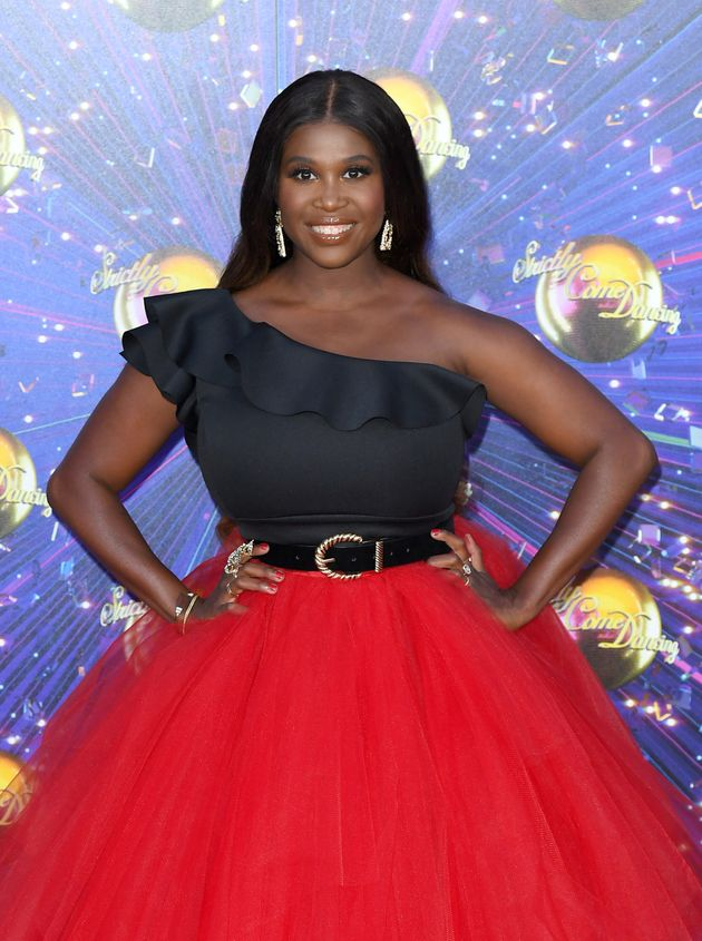 Motsi Mabuse pictured in