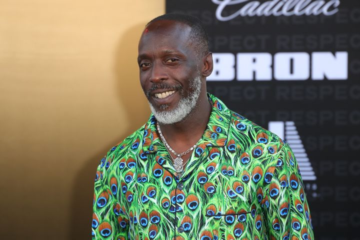 """""""The Wire"""" actor Michael K. Williams was found dead in his Brooklyn apartment on Monday."""