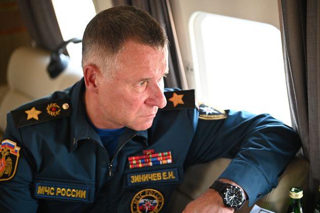 Ο Ρώσος Υπουργός Εκτάκτων Αναγκών σκοτώθηκε προσπαθώντας να σώσει έναν