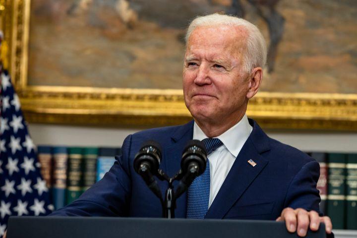 "President Joe Biden isn't ""biden"" his time when it comes to confirming judges."