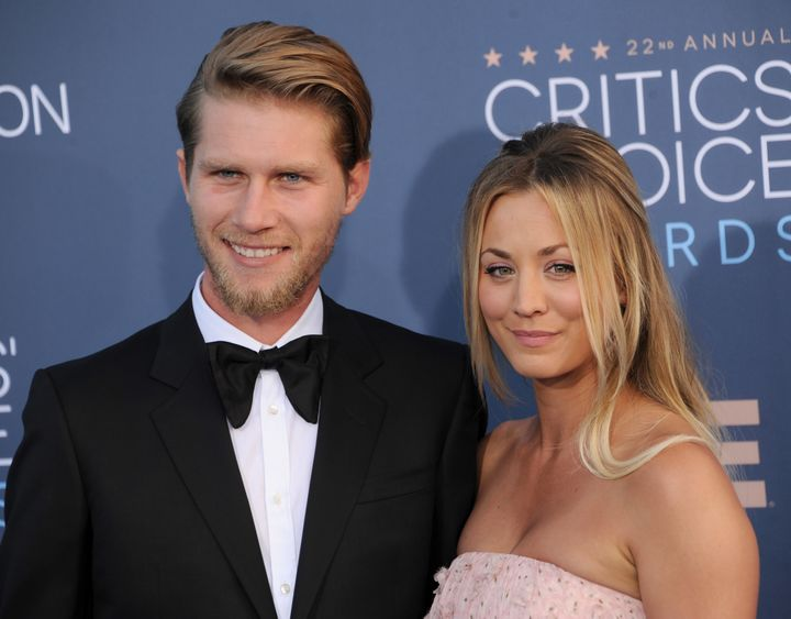 """Cuoco and Cook explained in their statement about their divorce that """"despite a deep love and respect for one another, we have realized that our current paths have taken us in opposite directions."""""""
