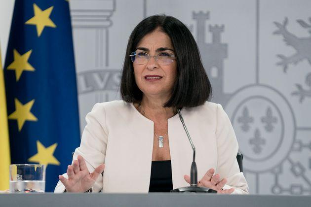 Carolina Darias, ministra de