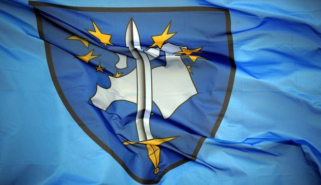 Bandera oficial de