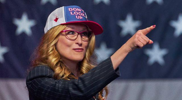 'Don't Look Up' Teaser Has Meryl Streep As The President Unfazed By Global Crisis.jpg