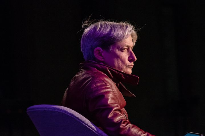 Writer and philosopher Judith Butler, pictured in 2018.