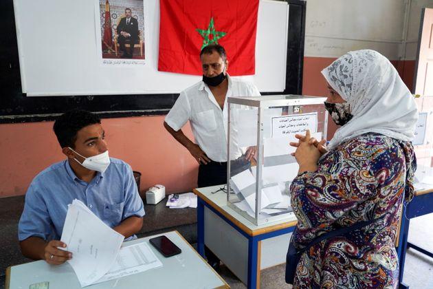 Alors que les Marocains étaient appelés aux urnes mercredi 8 septembre pour les législatives,...