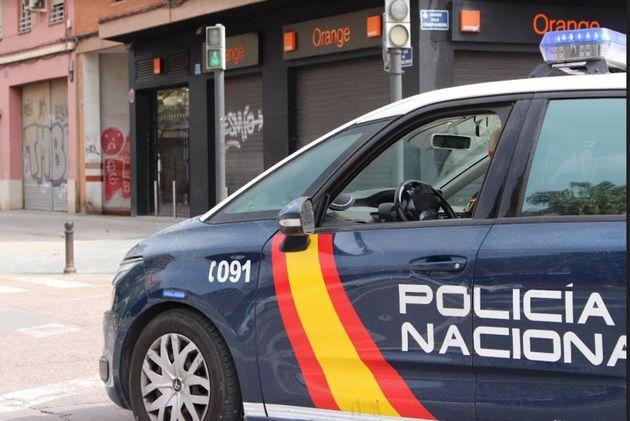 Vehículo de la Policía