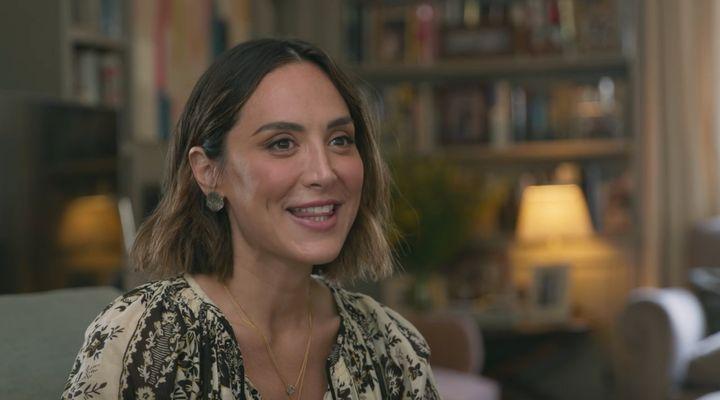 Tamara Falcó, en un momento del documental.