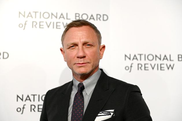 Daniel Craig attends the 2020 National Board Review Gala on January 8, 2020 in New York ....
