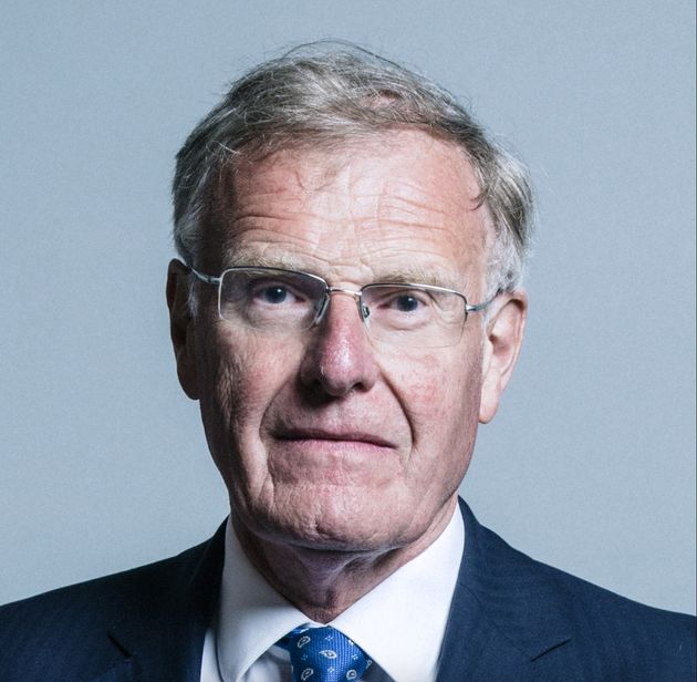 Christopher Chope was one of five Tories to vote against the national insurance