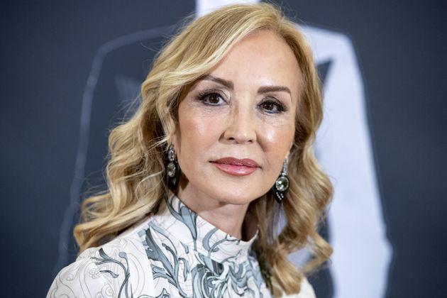 Carmen Lomana, en mayo de