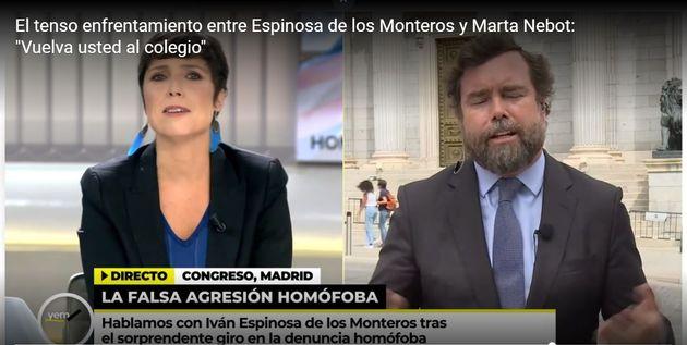 Marta Nebot y Espinosa de los