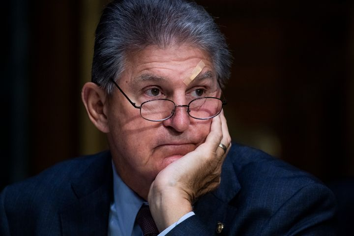 Sen. Joe Manchin (D-W.Va.) helped craft a compromise version of the For The People Act that he will now seek to pass the Sena
