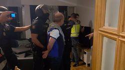 La Policía detiene en Madrid al 'Pollo Carvajal', prófugo de la Justicia y buscado para su extradición a