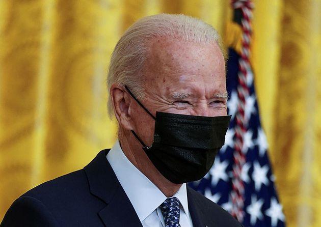 Joe Biden, ici à la Maison Blanche à Washington, le 8 septembre
