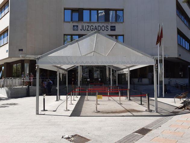 Juzgados ordinarios de Plaza de