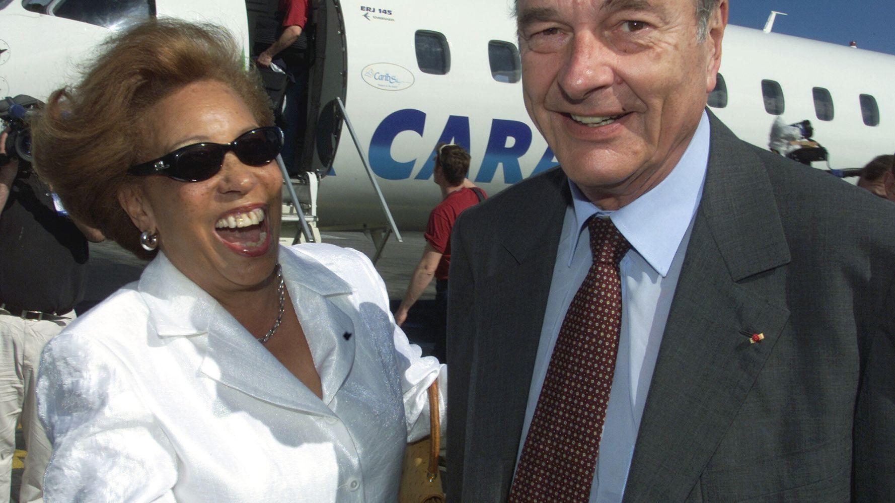 Lucette Michaux-Chevry, ancienne ministre de Jacques Chirac, est décédée