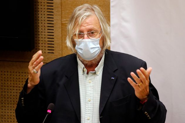 Didier Raoult quittera son poste de directeur l'IHU de Marseille