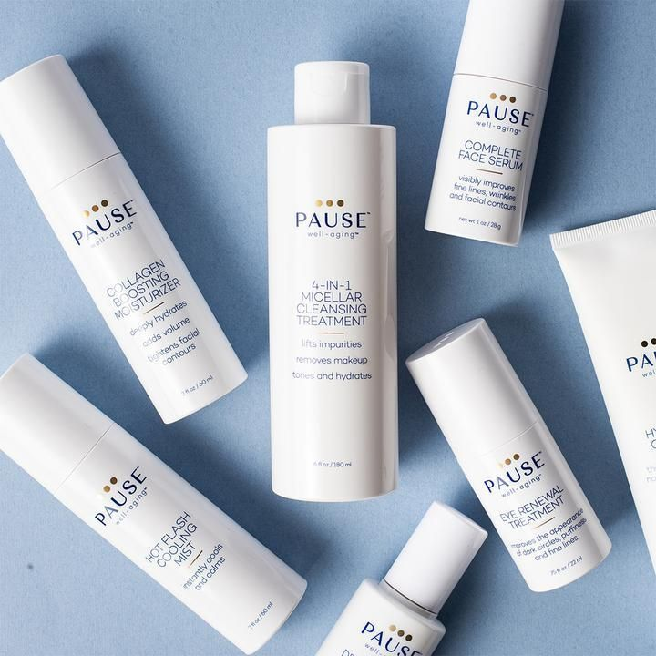 Pause Well Aging founder Rochelle Weitzner says she created the company for women like herself.
