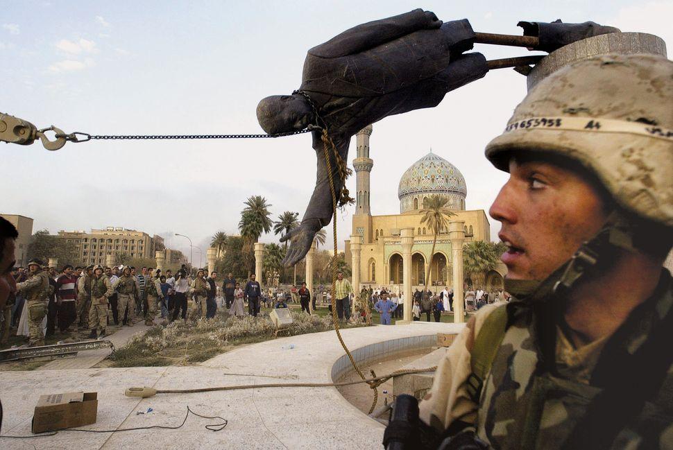 Ιρακινοί πολίτες και...