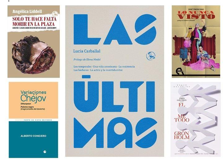 Portadas de las recomendaciones de Hernández Nieto.