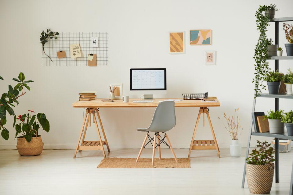 일하는 책상이 예뻐지고 마음에 들수록 업무 능률이 올라가는 느낌적인