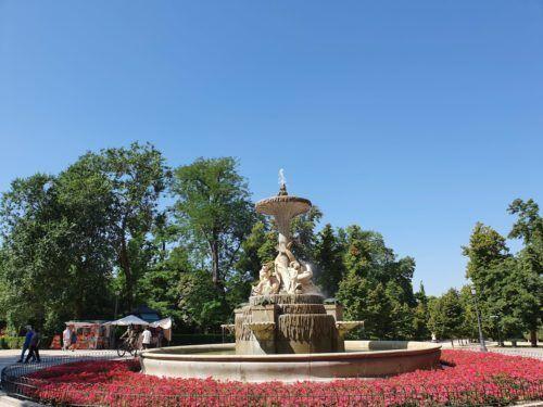 Parque del Buen Retiro.
