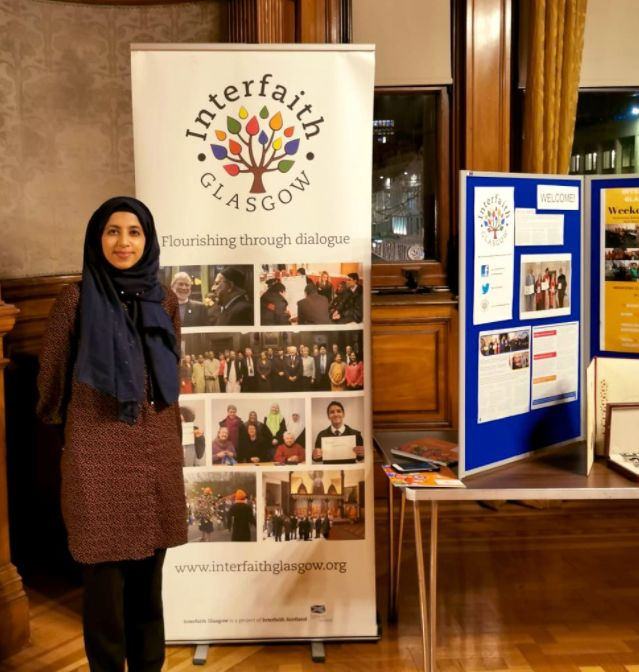 Zara has worked on many interfaith projects to strengthen the community and attitudes towards