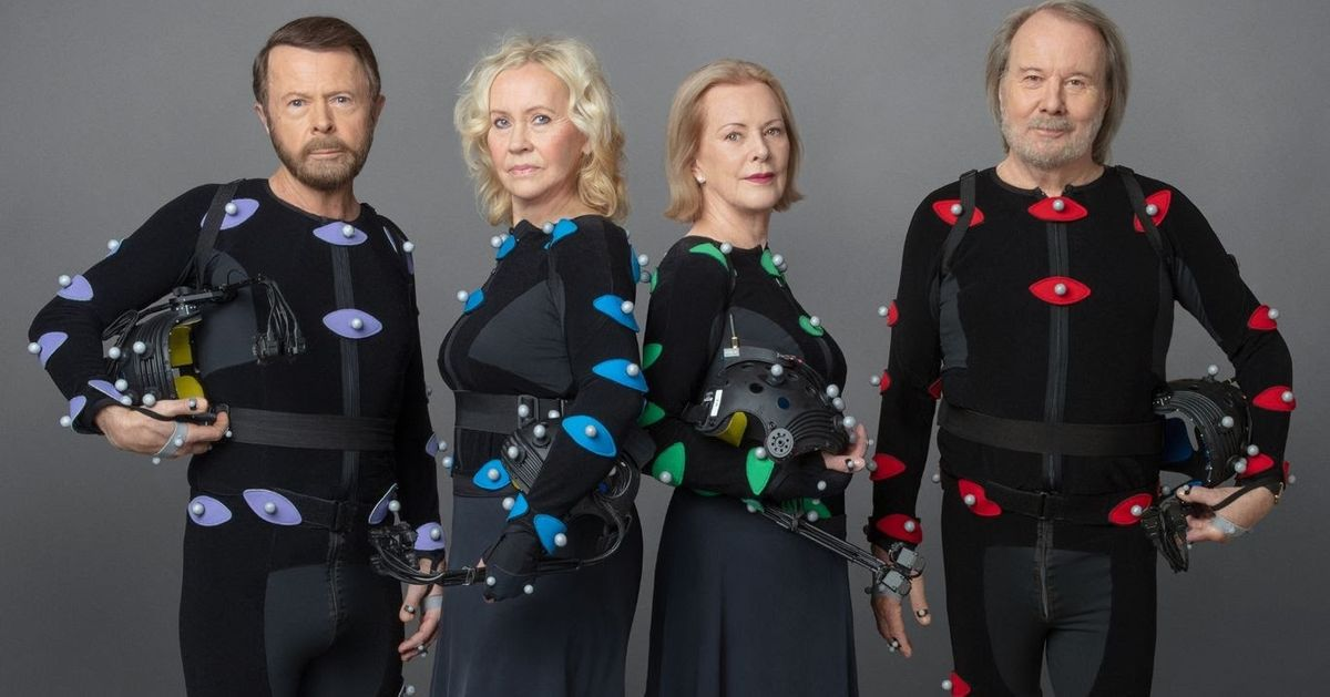 Its Official: ABBA Just Scored Their First UK Top 10