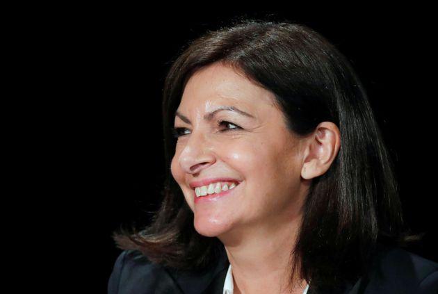 La maire socialiste de Paris, Anne Hidalgo le 2 mars 2020 (photo