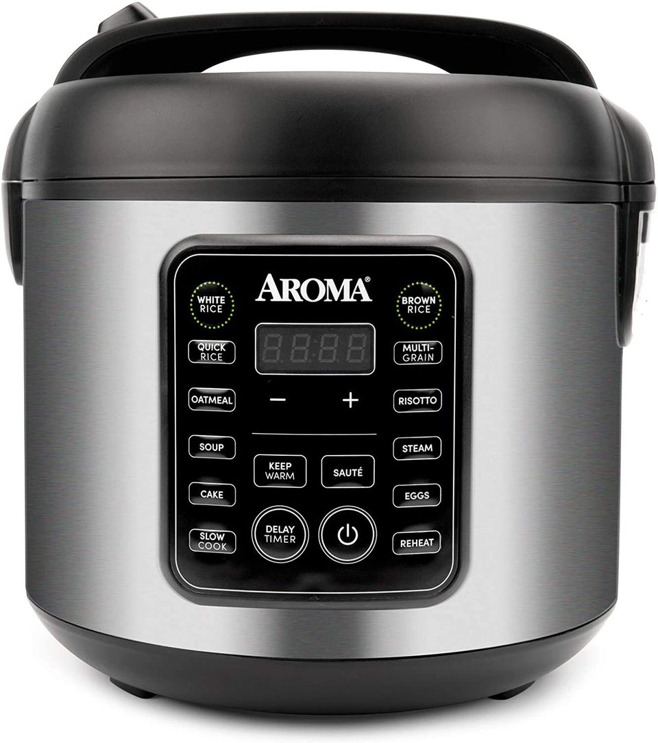 Do you really need a rice cooker?  (The answer is yes.)