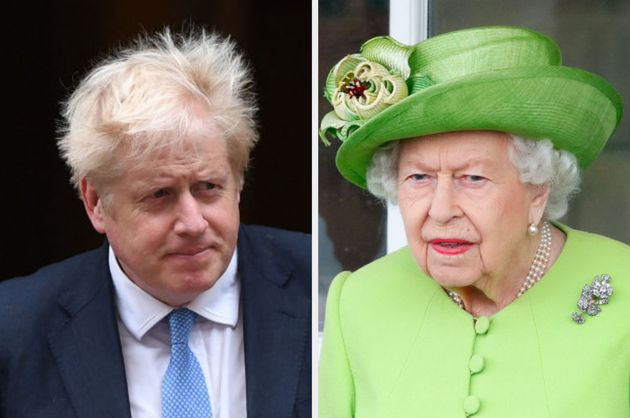 Boris Johnson has not said if he supports BLM, while the Queen has confirmed she