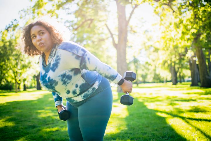 Strength training is an excellent workout, but if you're tired in the morning you can be more prone to injuries from it.