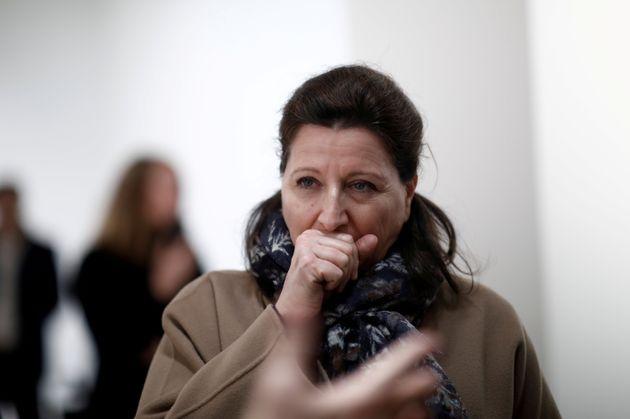 Agnès Buzyn, photographiée ici quelques semaines après sa démission du ministère...