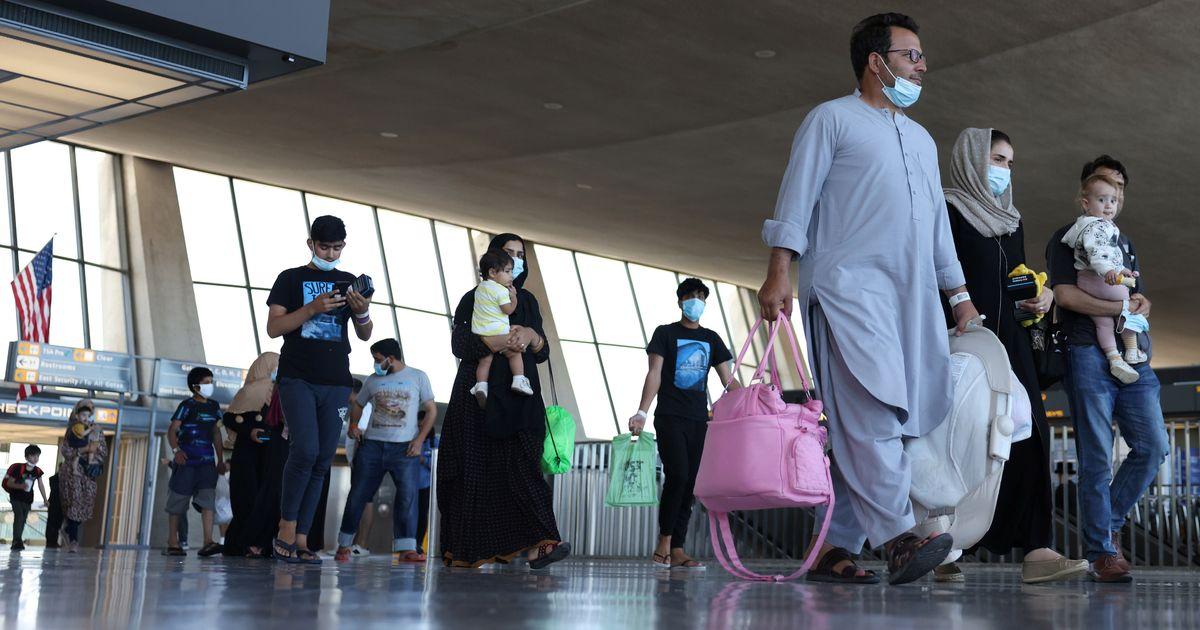L'arrivée de réfugiés afghans aux États-Unis suspendue après des cas de rougeole