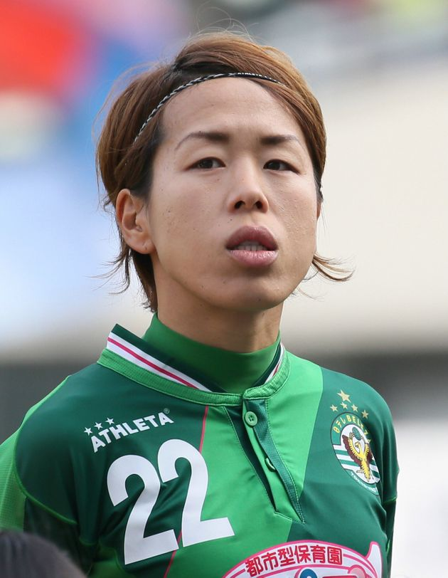 岩清水梓選手(2017年)