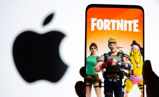 La guerre juridique entre Fortnite et Apple est encore loin d'être réglée (image