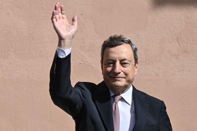Mario Drahi, primer ministro de