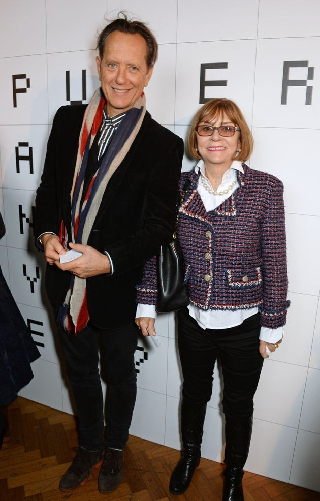 Richard E Grant Reveals Wife Joan Washington Had Lung Cancer And Had A Royal Visit Before Her