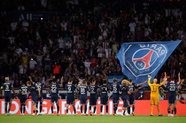 Au Parc des Princes, le stade du Paris Saint-Germain, ce n'est désormais plus le