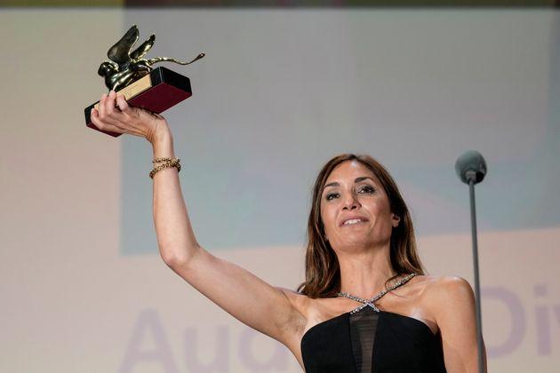 Audrey Diwan a reçu le Lion d'Or à la Mostra de Venise pour le film