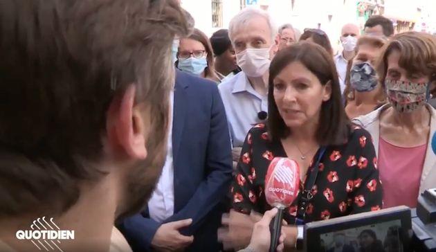 En juin 2020, juste après sa facile réélection à la mairie de Paris, Anne Hidalgo affirmait sans trembler...
