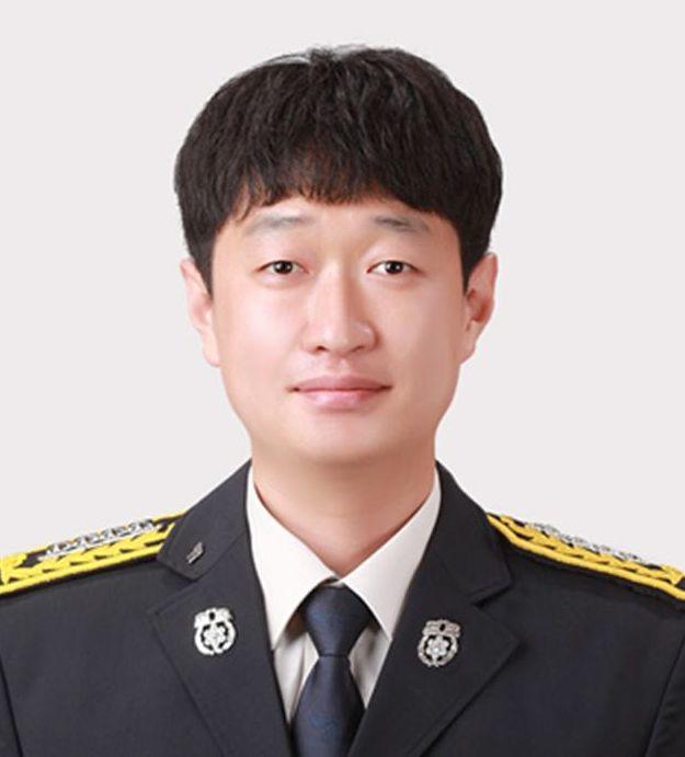 전북 고창소방서 소속 안병호