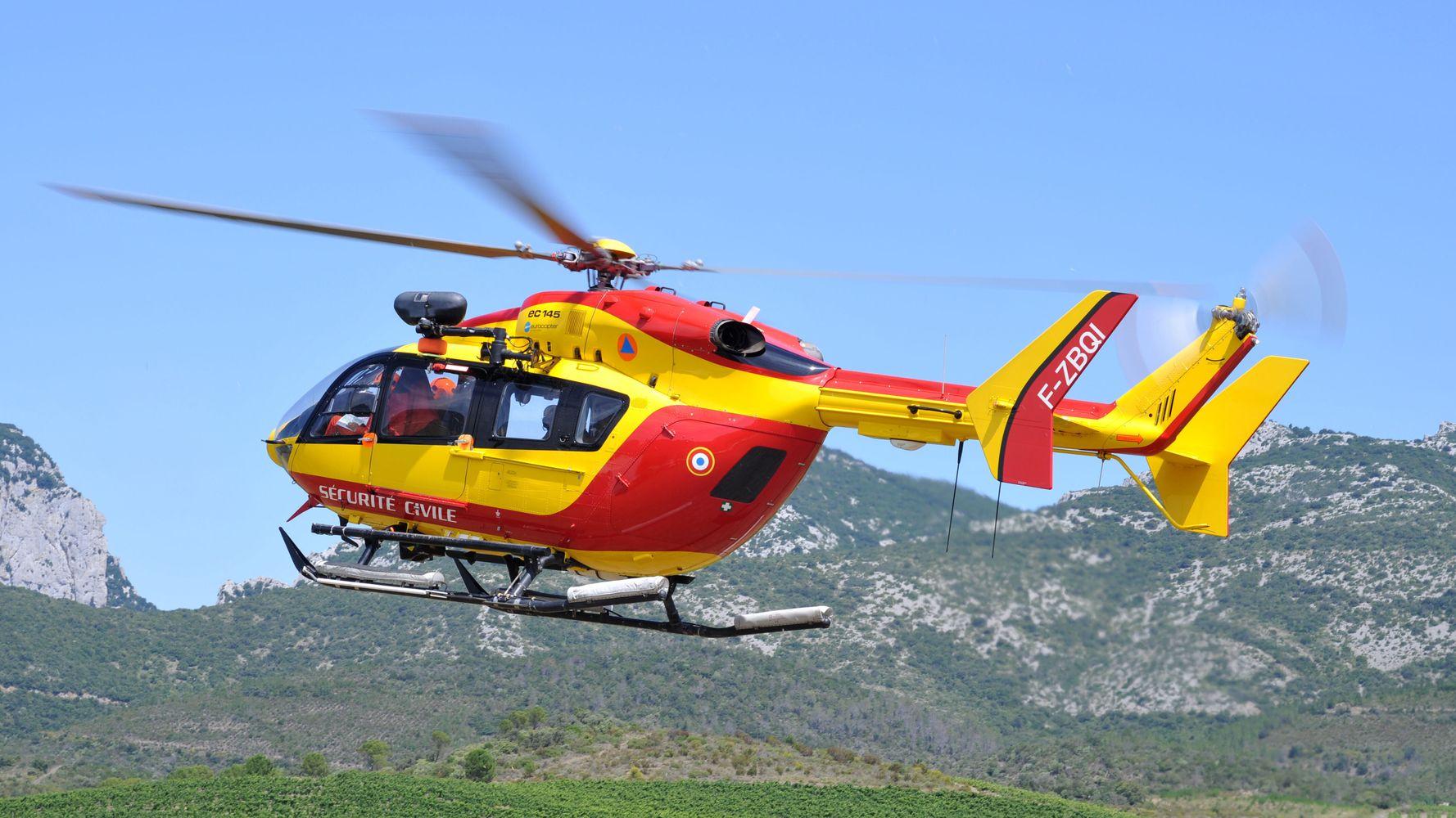 Le crash d'un hélicoptère de la Sécurité civile en Isère fait au moins un mort