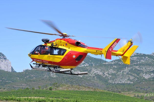 Un mort et des blessés dans le crash d'un hélicoptère de la Sécurité...