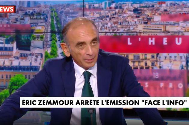 Ce lundi 13 septembre, CNews et Éric Zemmour ont fait savoir que l'émission du possible futur candidat...